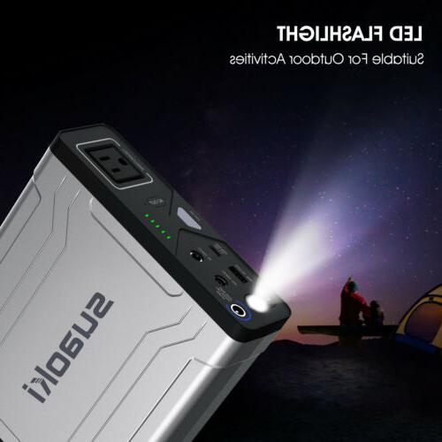 SUAOKI G100 Camping Travel 2 USB