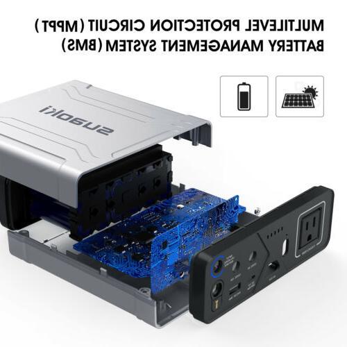 SUAOKI Generator Power Camping USB