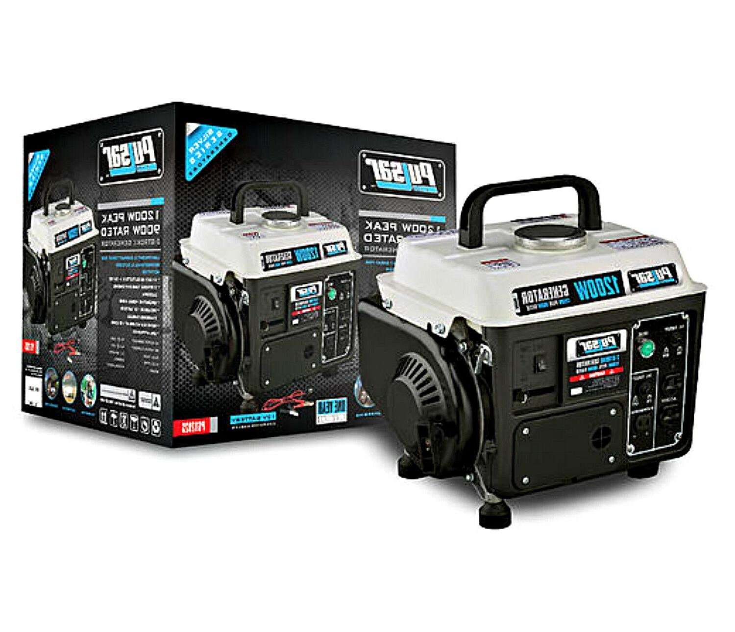 Pulsar Gas 2 Peak 1200W Rated Generator