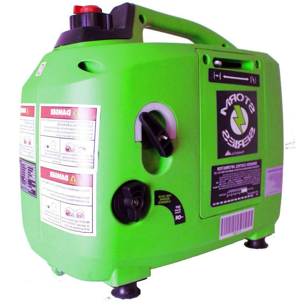 Gasoline Inverter with Engine