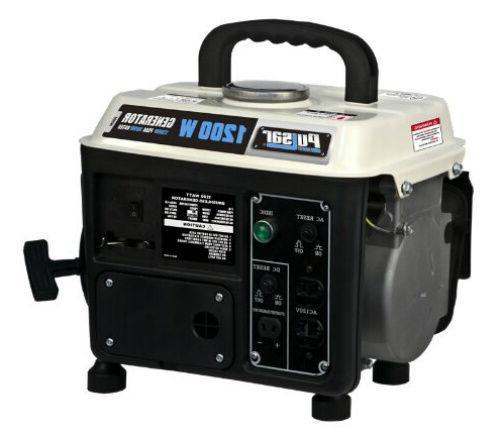 1200W Gasoline Powered Generator
