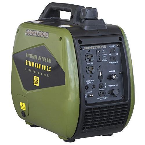 Sportsman Watt Dual Fuel Inverter for Electronics
