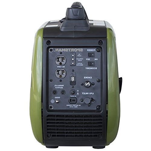 Sportsman GEN2200DFI 2200 Watt Dual Fuel for