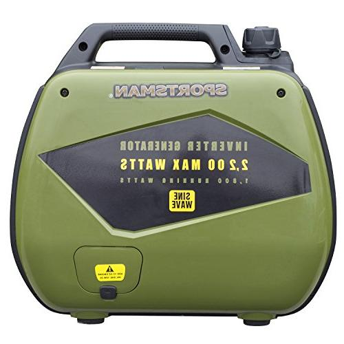 Sportsman Dual Fuel for Sensitive Electronics