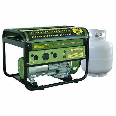 gen4000lp portable 4000 watt propane generator rv