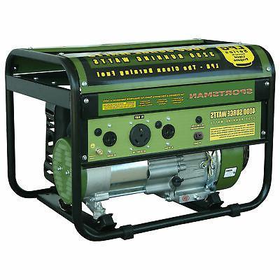 Sportsman GEN4000LP Watt Generator RV