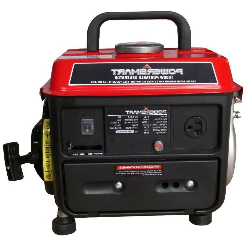 PowerSmart 900-Watt Powered Manual Camping Rec