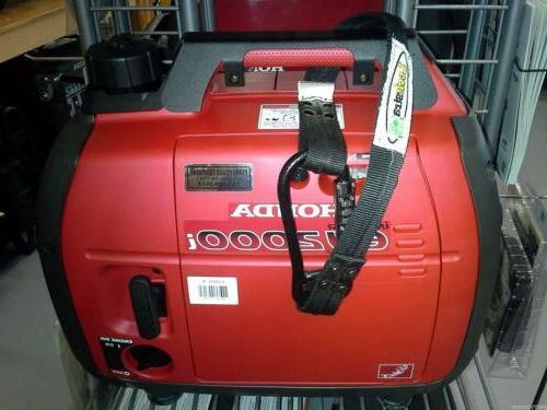 Generator Theft Bracket Protection Honda EU2200i