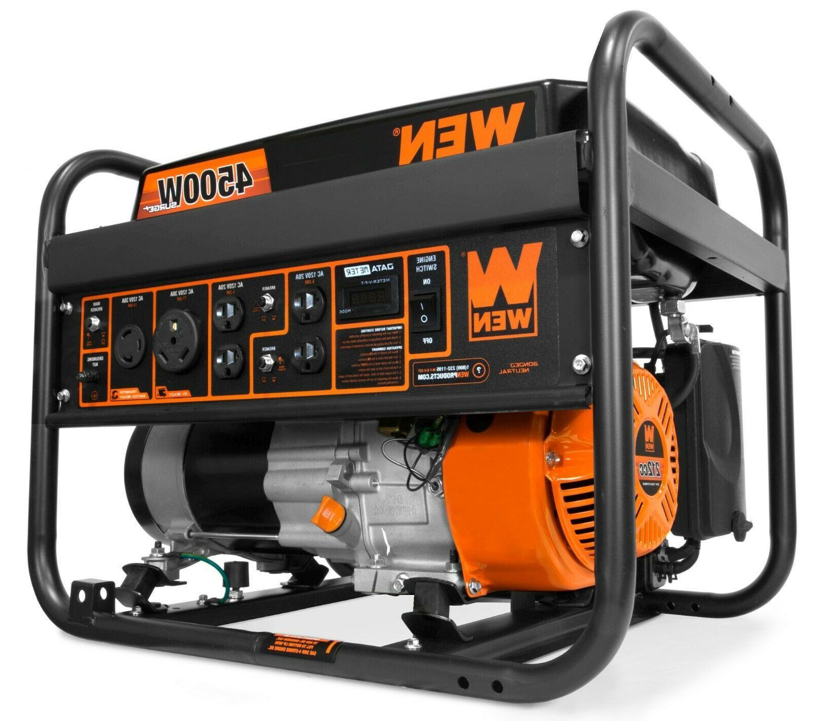 gn4500 4500 watt 212cc transfer switch