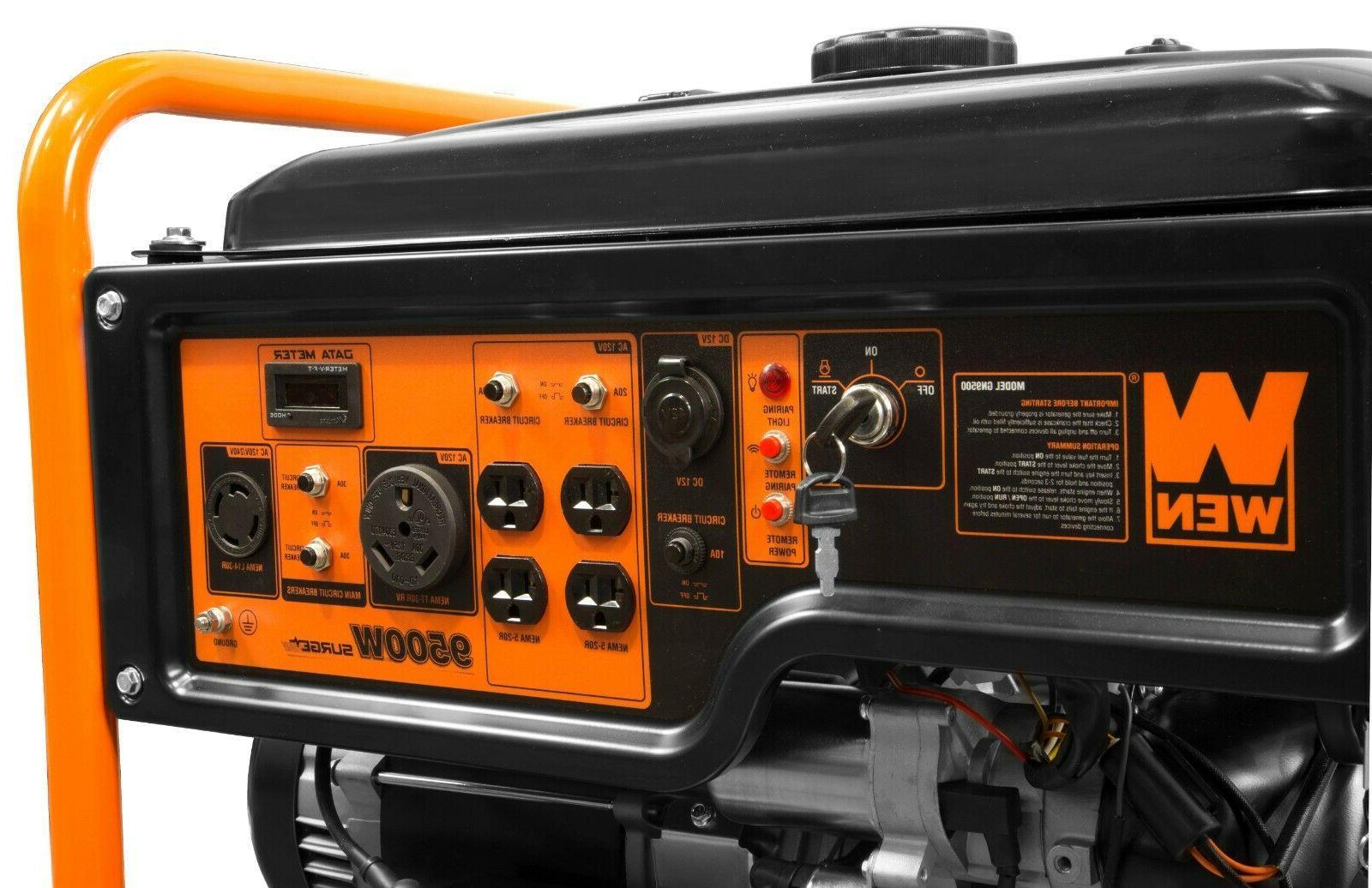 WEN Transfer Switch/RV 120V/240V Portable