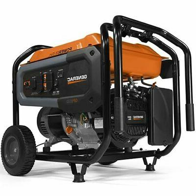 gp6500 6500 watt portable generator 49 state