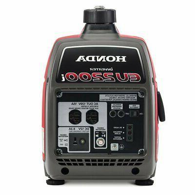 Honda EU2200i 2200-Watt 120-Volt Super Portable Generator