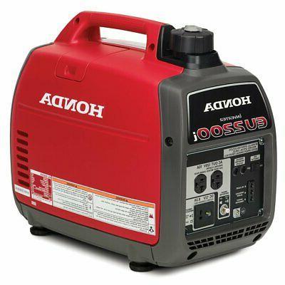 Honda 2200-Watt 120-Volt Super Generator