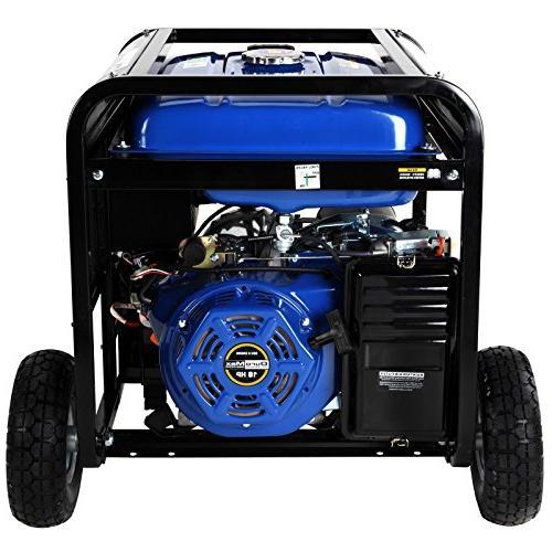 DuroMax 10000 Watt Dual Fuel Propane Generator Standby