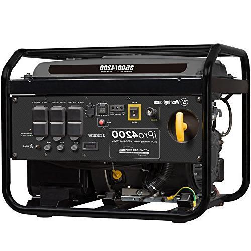ipro4200 portable industrial inverter generator