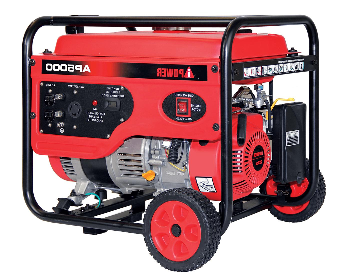 miami pickup a ipower ap5000 5000 watt