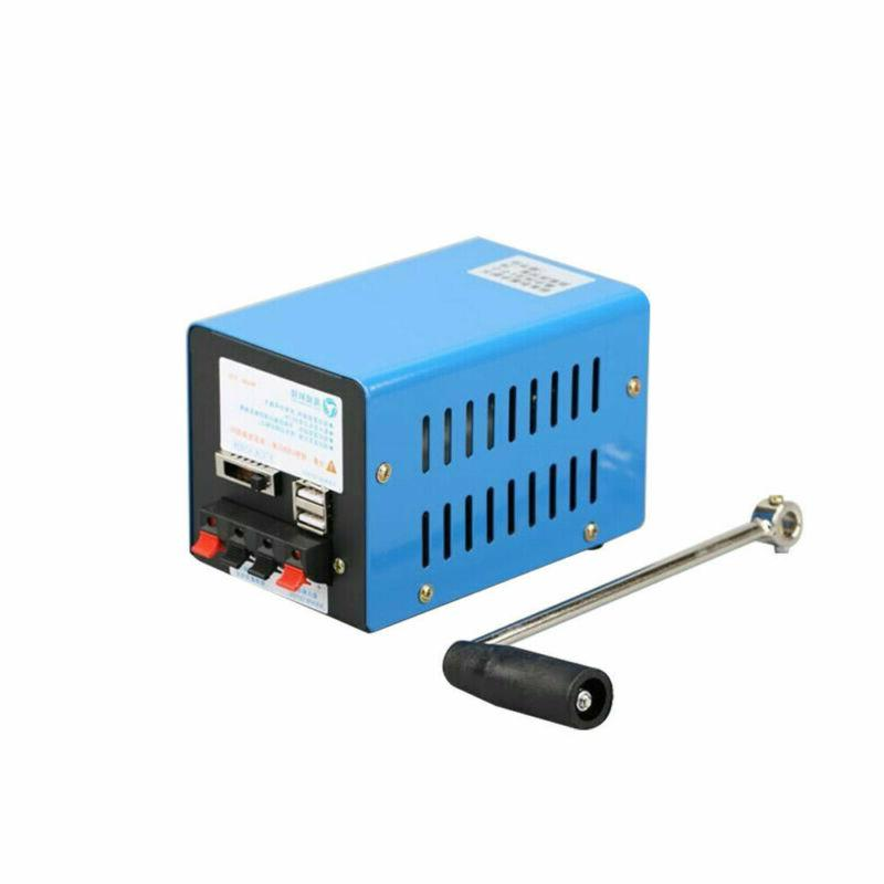 Hand Crank Portable Power