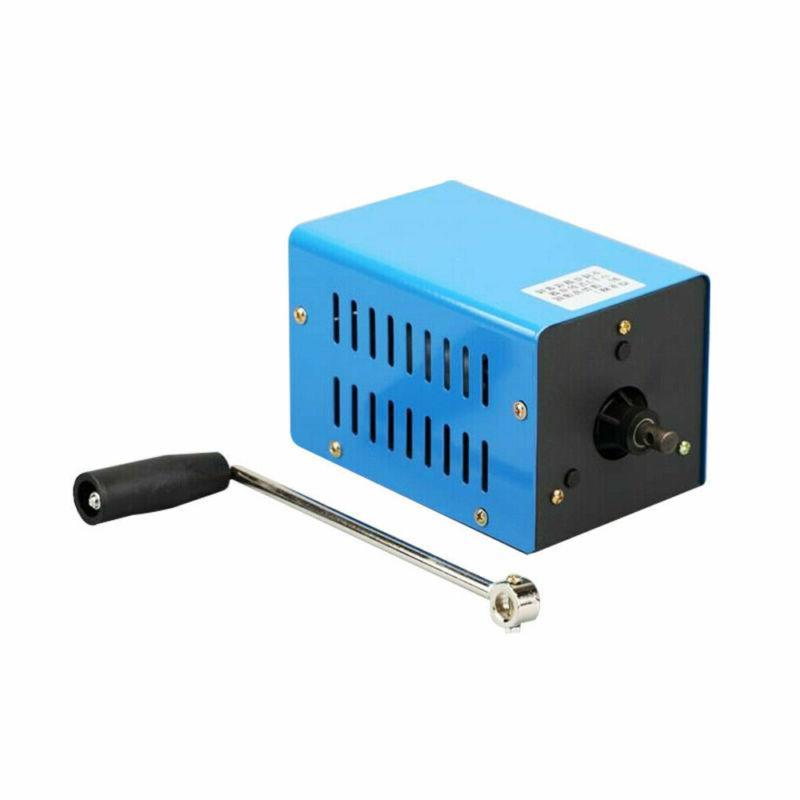Hand Generator Portable Power Camping