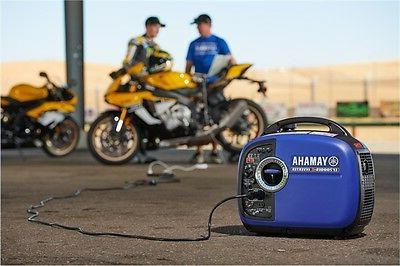 Yamaha MOVISTAR Valentino EF2000iSv2 HP Generator Inverter
