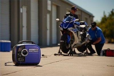 Yamaha MOVISTAR Valentino EF2000iSv2 2000 2.5 HP Generator