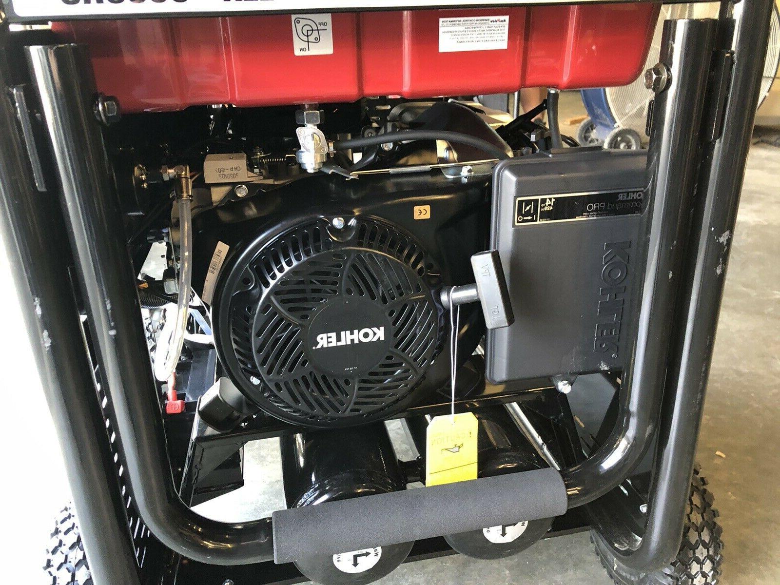 Kohler Multiplex Generator, Welder 2-Year Mfg