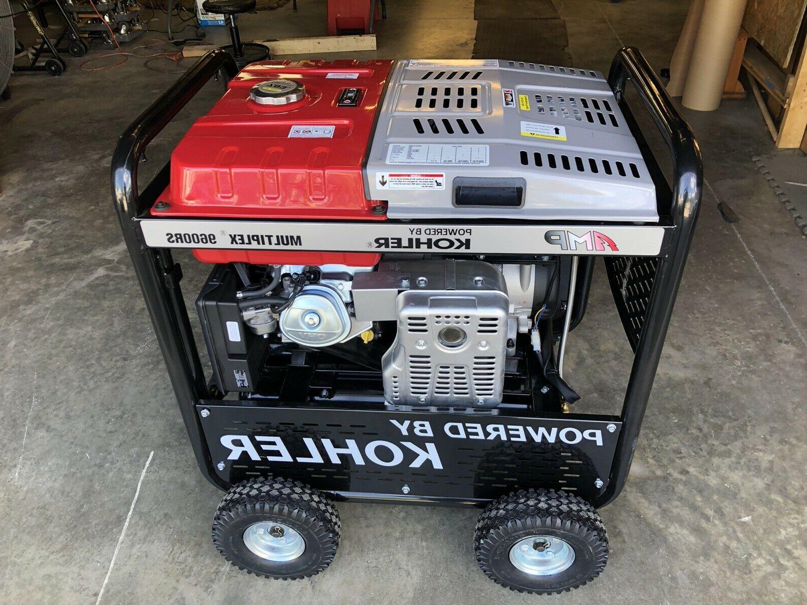 Kohler Welder Air Compressor 2-Year Warranty!