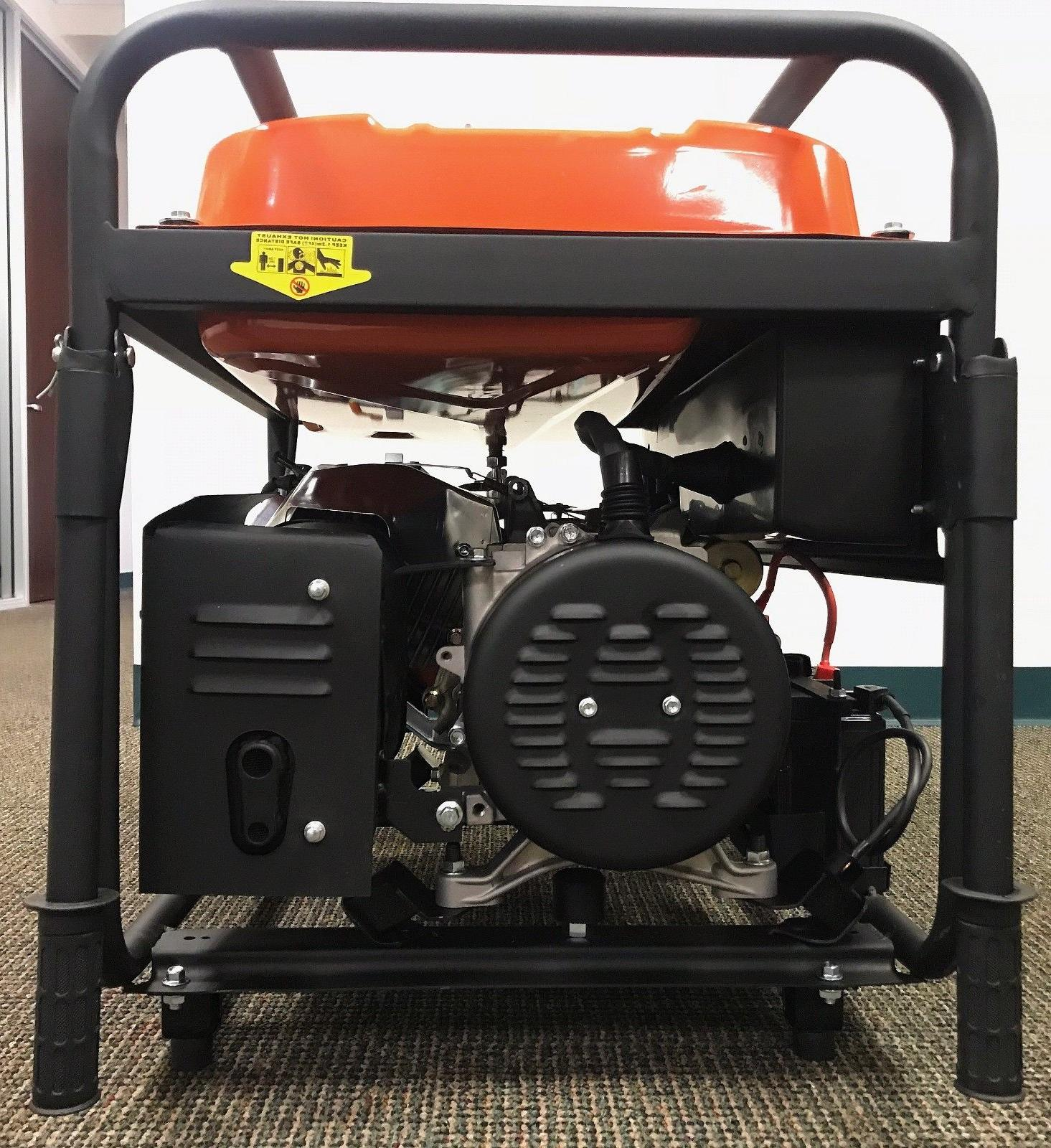 Upgraded-PowerLand PD10000E 16HP Gas Start