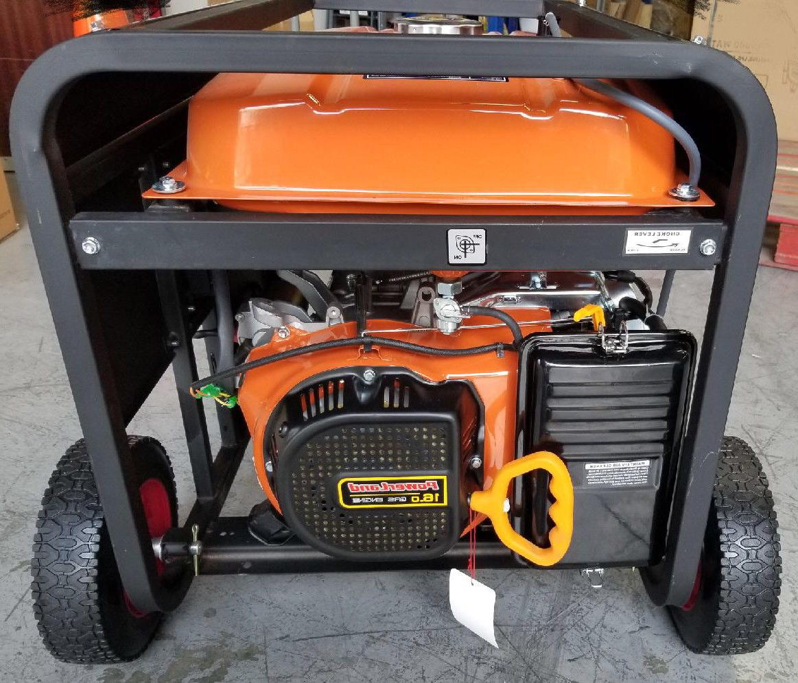 PowerLand 16HP Dual Electric Start
