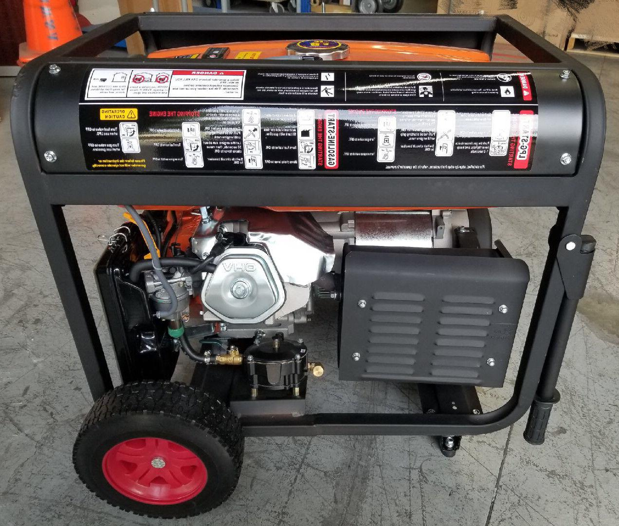 PowerLand 10KW 16HP Dual Start