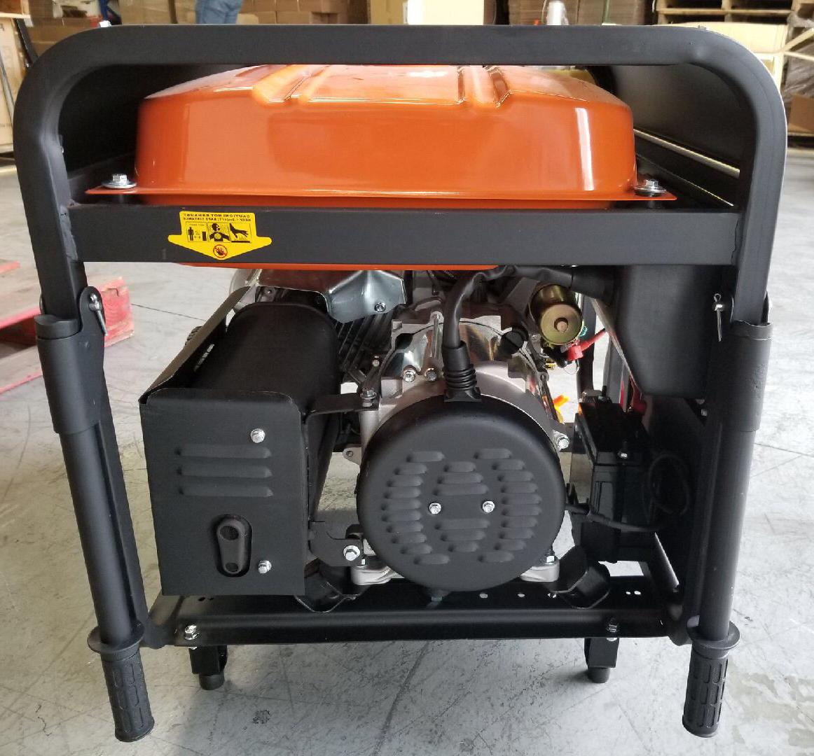 PowerLand 16HP Dual Fuel Start