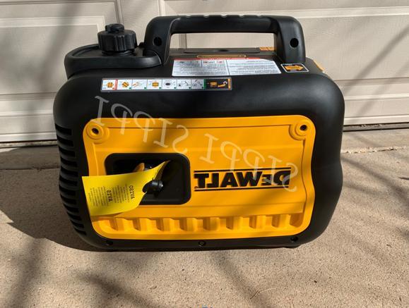 DEWALT PMC172200 Inverter Generator