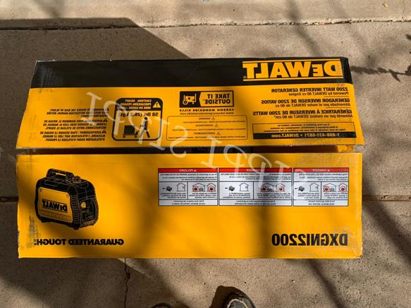 DEWALT PMC172200 2200W Inverter
