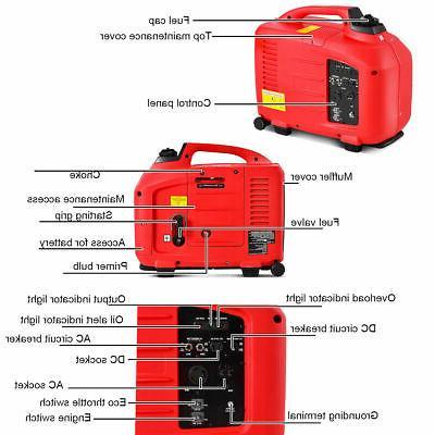 Generator Stroke 149cc Single New