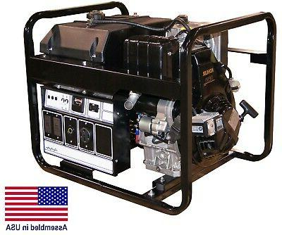 portable diesel generator 5000 watts 120 240