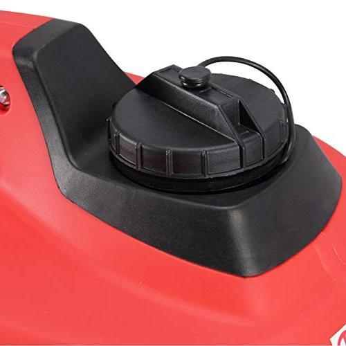 ARKSEN 1250W Portable Quiet Inverter Gasoline EPA Red