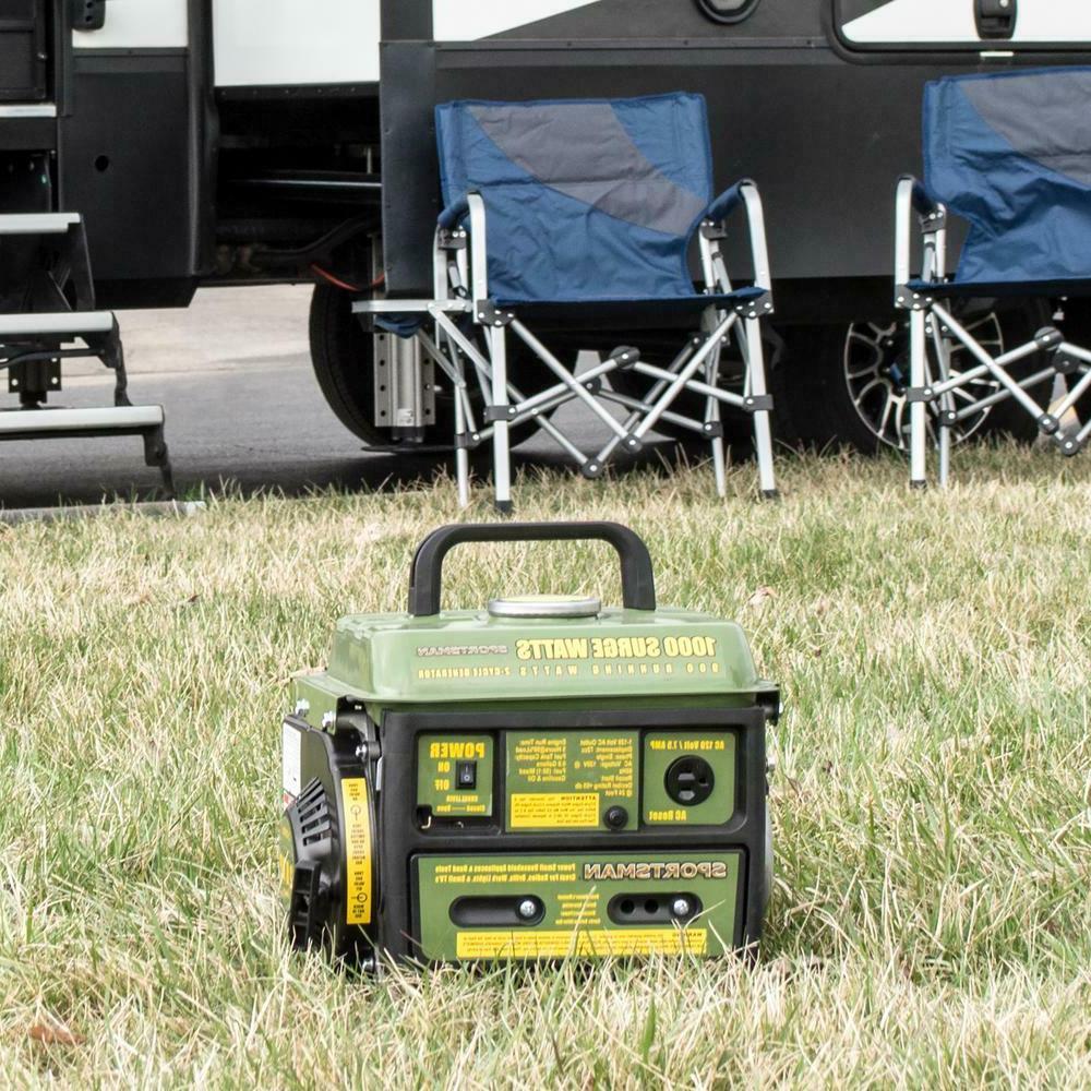 Sportsman Portable Generator Watt Powered - FREE