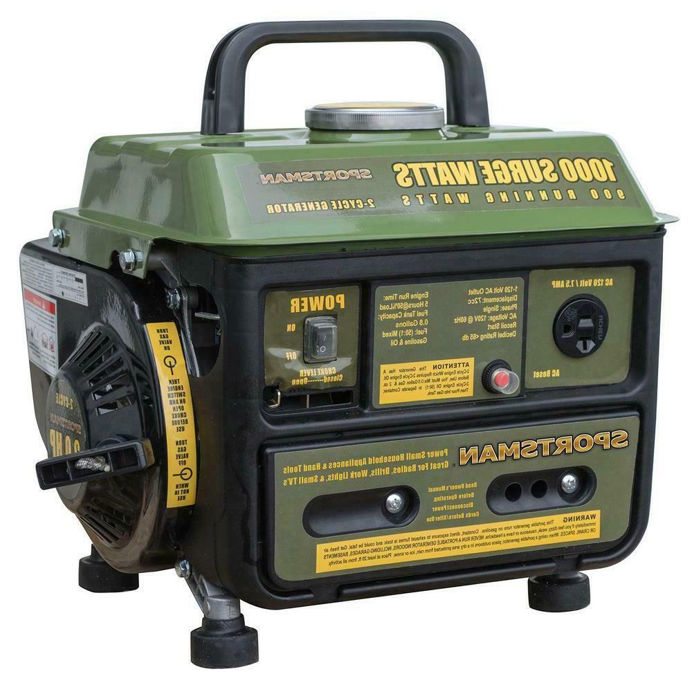 Sportsman Portable Watt Gasoline -