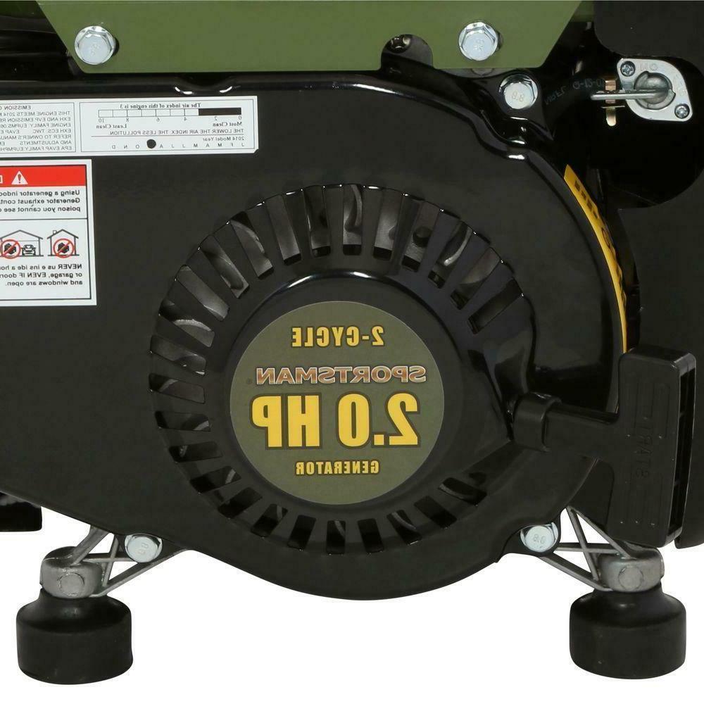 Sportsman 1000/900 Watt -