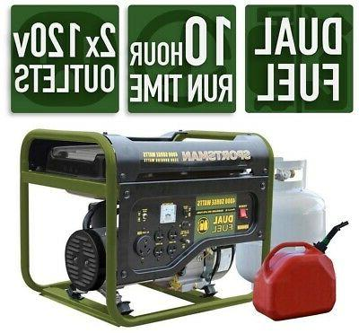 portable generator 4 000 3 500 watt