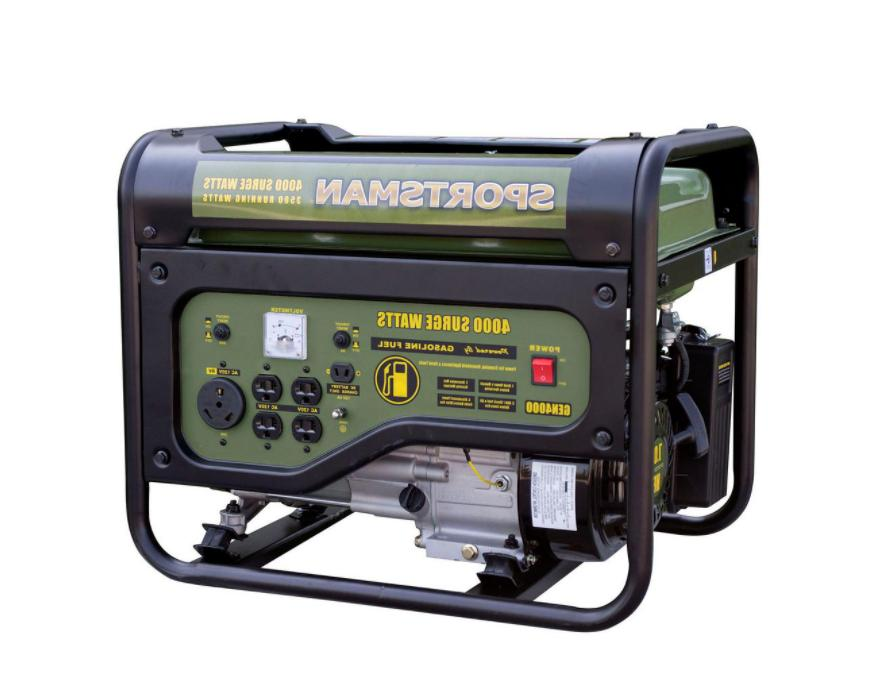 portable generator 4 000 3 500w gas