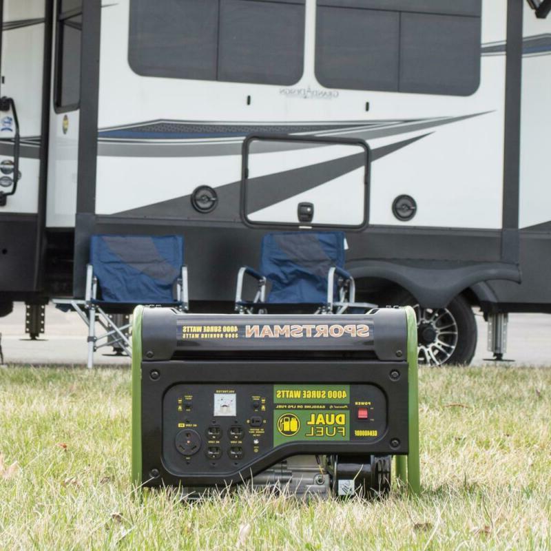 Sportsman Watt Dual Fuel 7 OHV