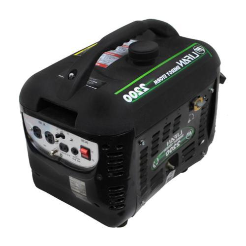 Portable Energy 2200/1800-Watt Outdoor