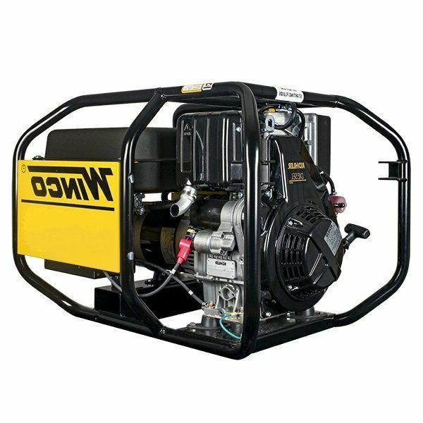PORTABLE 6,000 Watt - 9 Hp Diesel 120/240V
