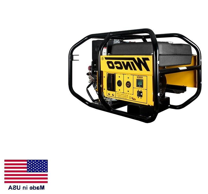 portable generator industrial 6 000 watt 9