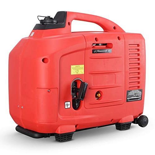 ARKSEN Portable Generator Peak Camping Emergency Home with Telescoping Handle EPA Compliant