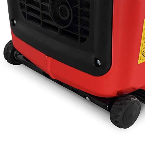 ARKSEN Portable Generator Inverter Peak 3500-Watt Home EPA CARB
