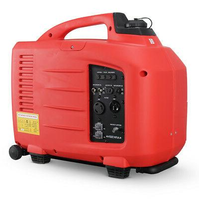 portable generator inverter peak camping