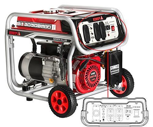 A-iPower Generator SUA4500