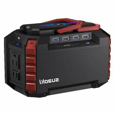 portable power station 150wh quiet gas free
