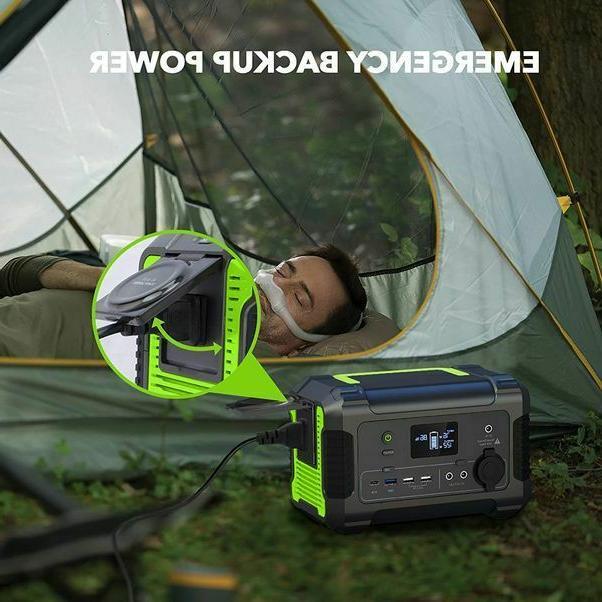 Portable 230Wh/62400mAh Camping - 2020 Update